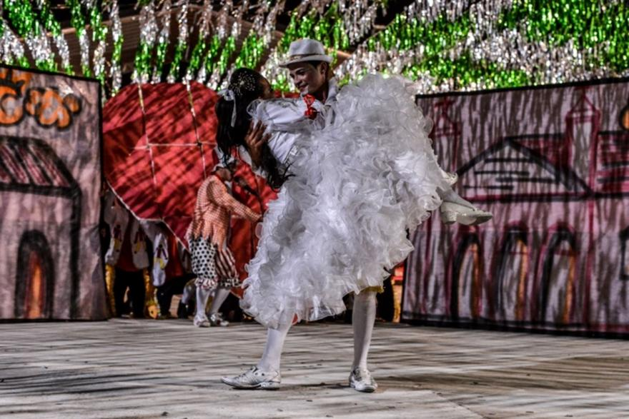 Maior festival de quadrilhas juninas do Araguaia inicia nesta sexta-feira