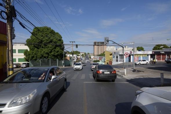 Prefeitura prepara alterações na Senador Metelo para melhorar condições de tráfego na região