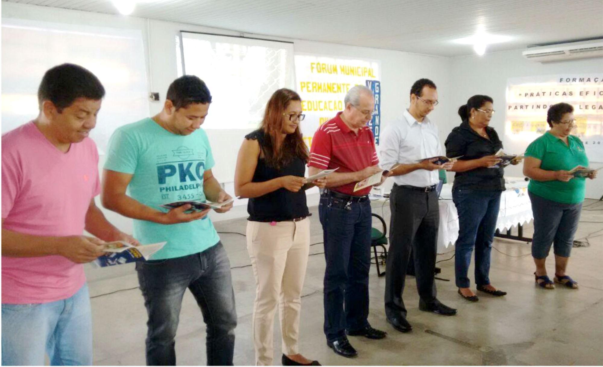 Escolas de Várzea Grande aderem projeto do Ministério Público do Trabalho