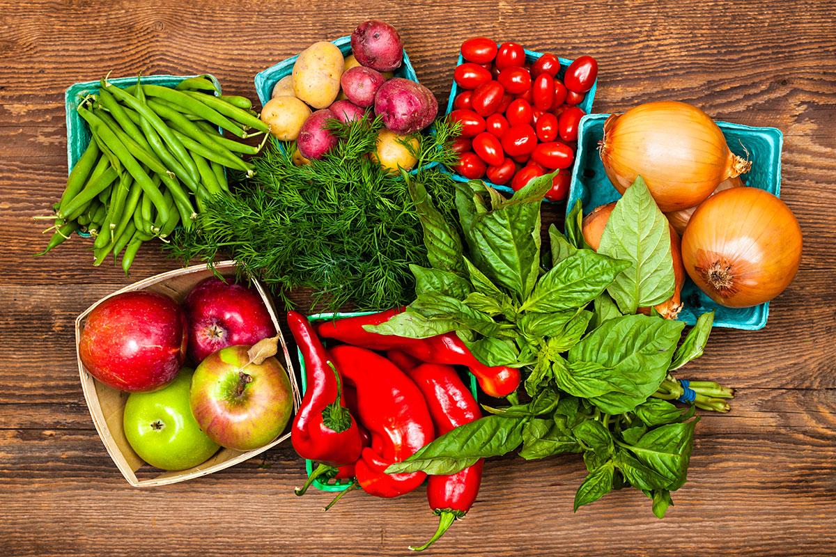 Feira de saudáveis e orgânicos termina neste sábado (25)