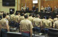 Bombeiros são homenageados durante sessão especial na Assembleia