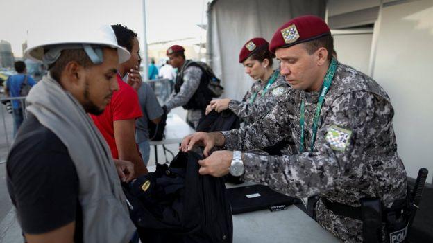 Rio 2016: Problemas com Força Nacional 'ainda comprometem' segurança dos Jogos