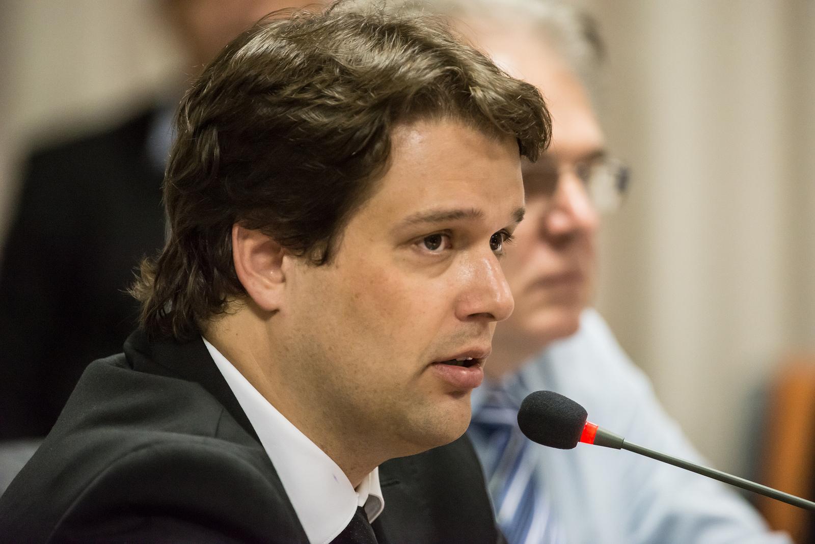Gustavo de Oliveira assume a Secretaria de Planejamento do Estado