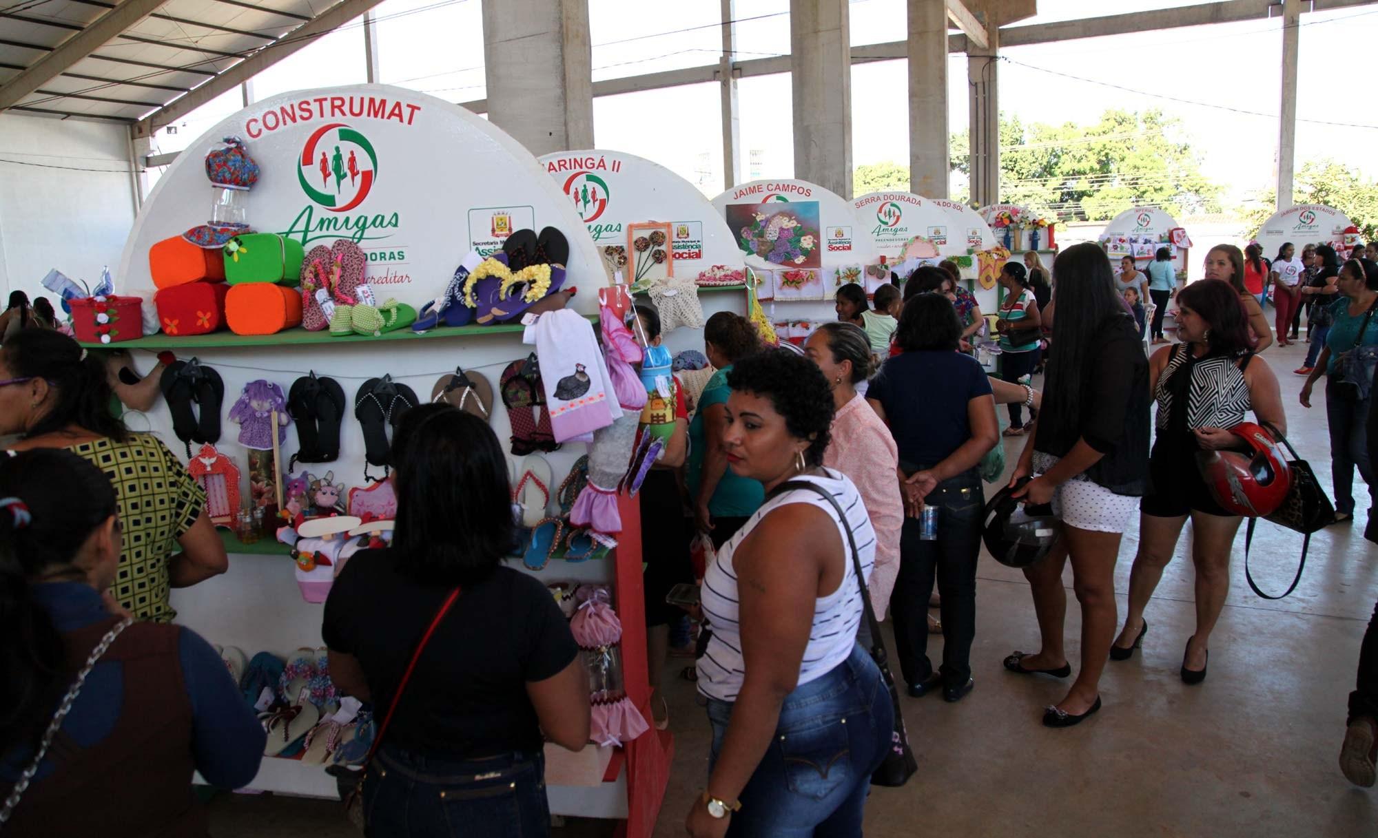 Várzea Grande: Assistência Social encerra ciclo de capacitação e certifica 1.125 mulheres para o empreendedorismo