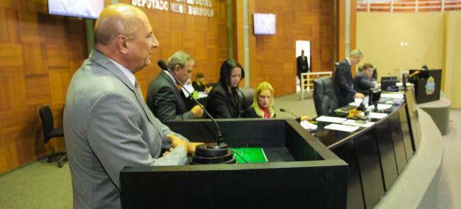 Zeca Viana propõe chapa para Mesa da ALMT e critica falta de independência do Poder Legislativo