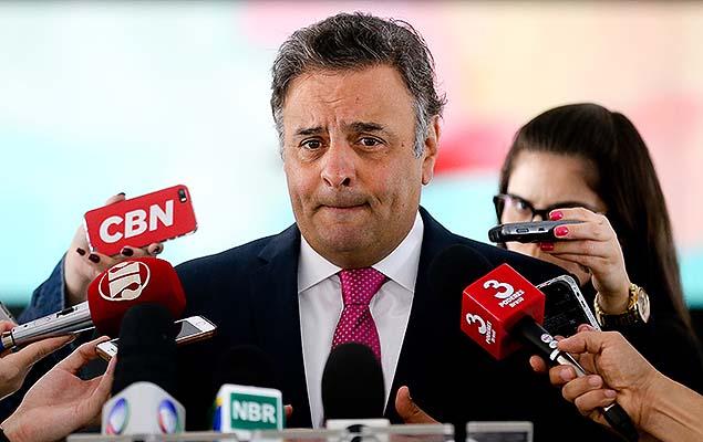 Ministra do TSE pede apuração sobre contas de campanha de Aécio