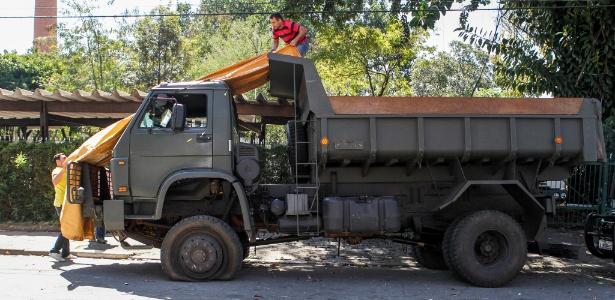 Polícia prende 3 militares do Exército com três toneladas de maconha
