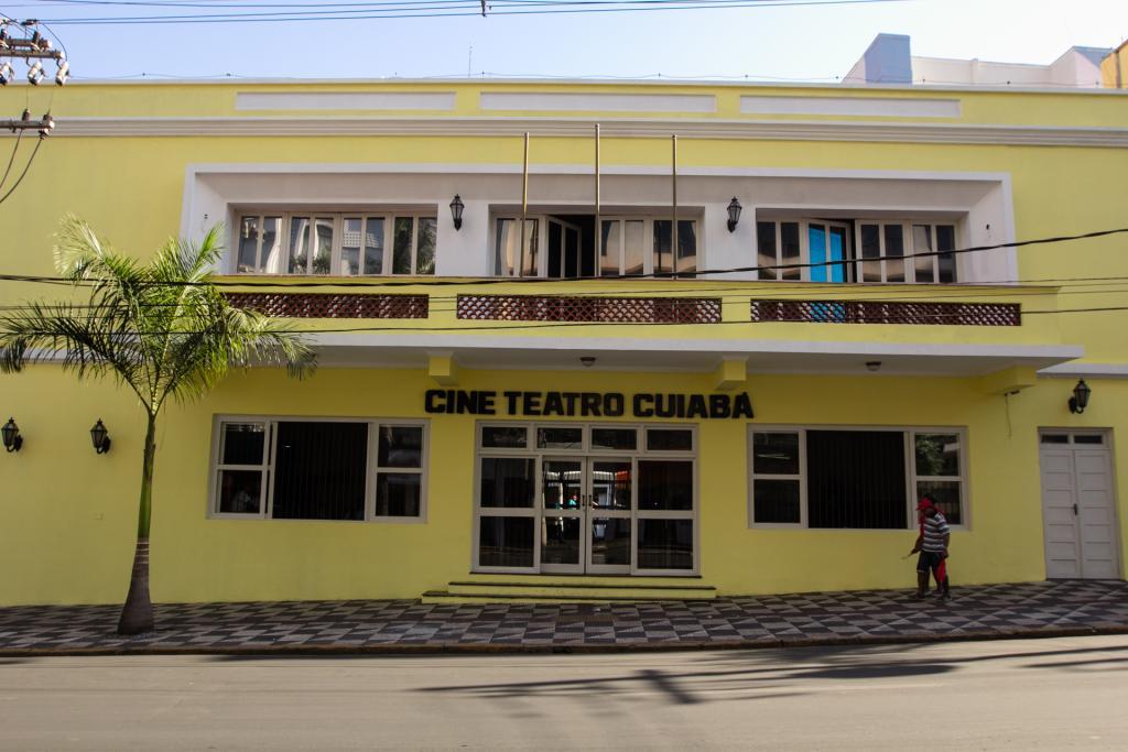 Cine Teatro abre as portas nesta quarta com intensa programação cultural