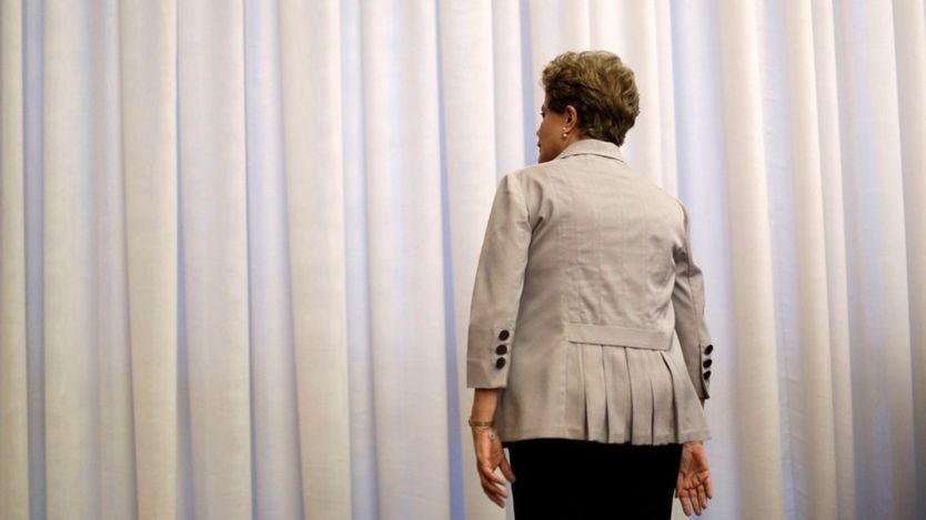 O que acontece com Dilma após o impeachment?