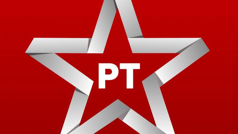 Parte dos candidatos do PT esconde estrela e abandona o vermelho