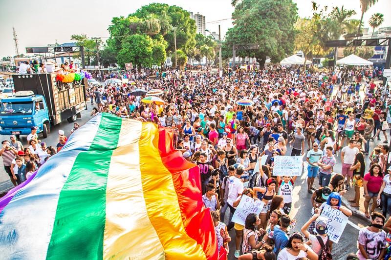 """14ª Parada da Diversidade LGBT acontece em setembro com o tema """"Cidadania não é privilégio"""""""