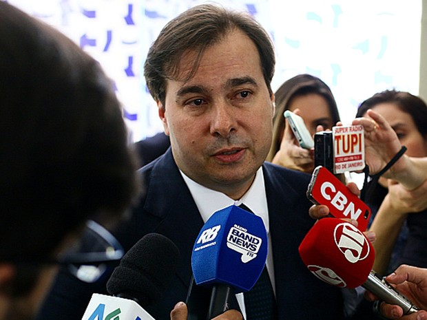 Base aliada quer votar cassação de Cunha após impeachment, diz Maia