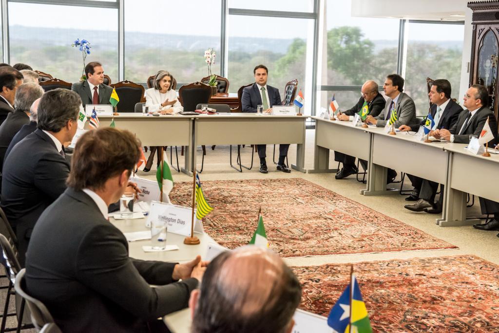 Taques pede a presidente do STF vontade política para solução de problemas