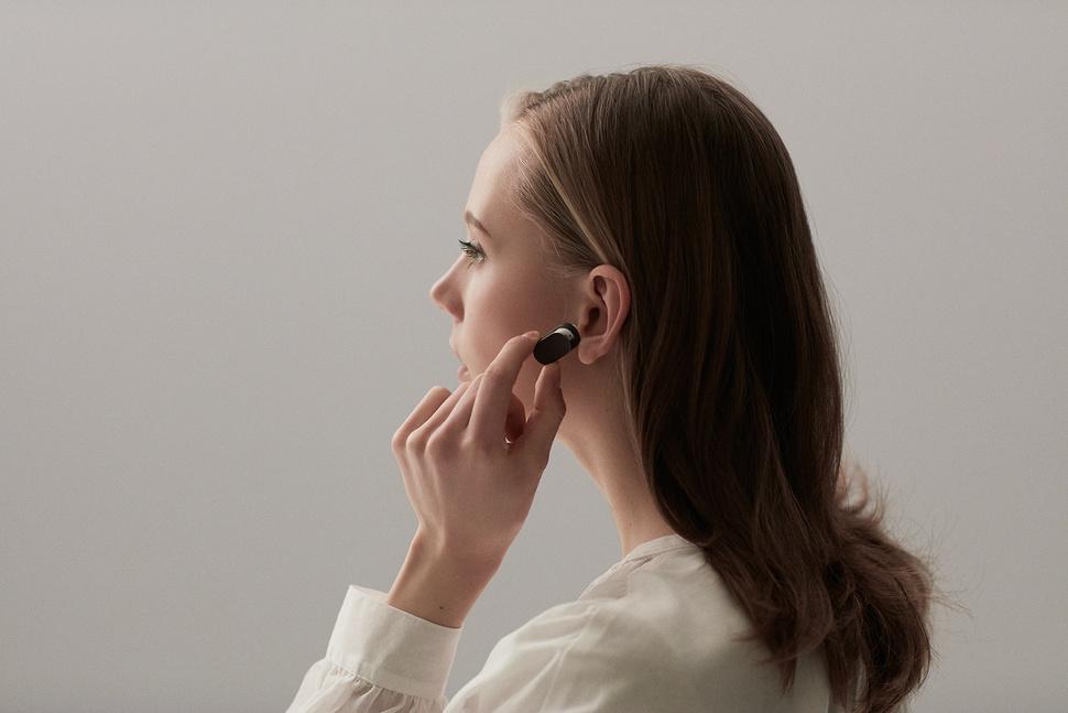 Que tal um fone de ouvido que responde a suas perguntas?