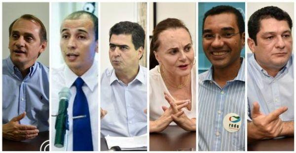 Pesquisa Access aponta liderança de Procurador Mauro e empate técnico com Emanuel e Wilson