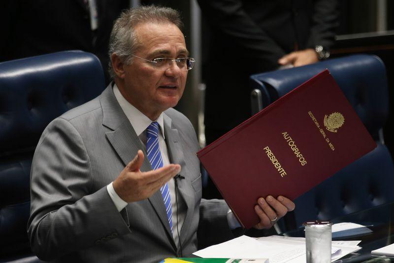 """Renan Calheiros anuncia """"pacote"""