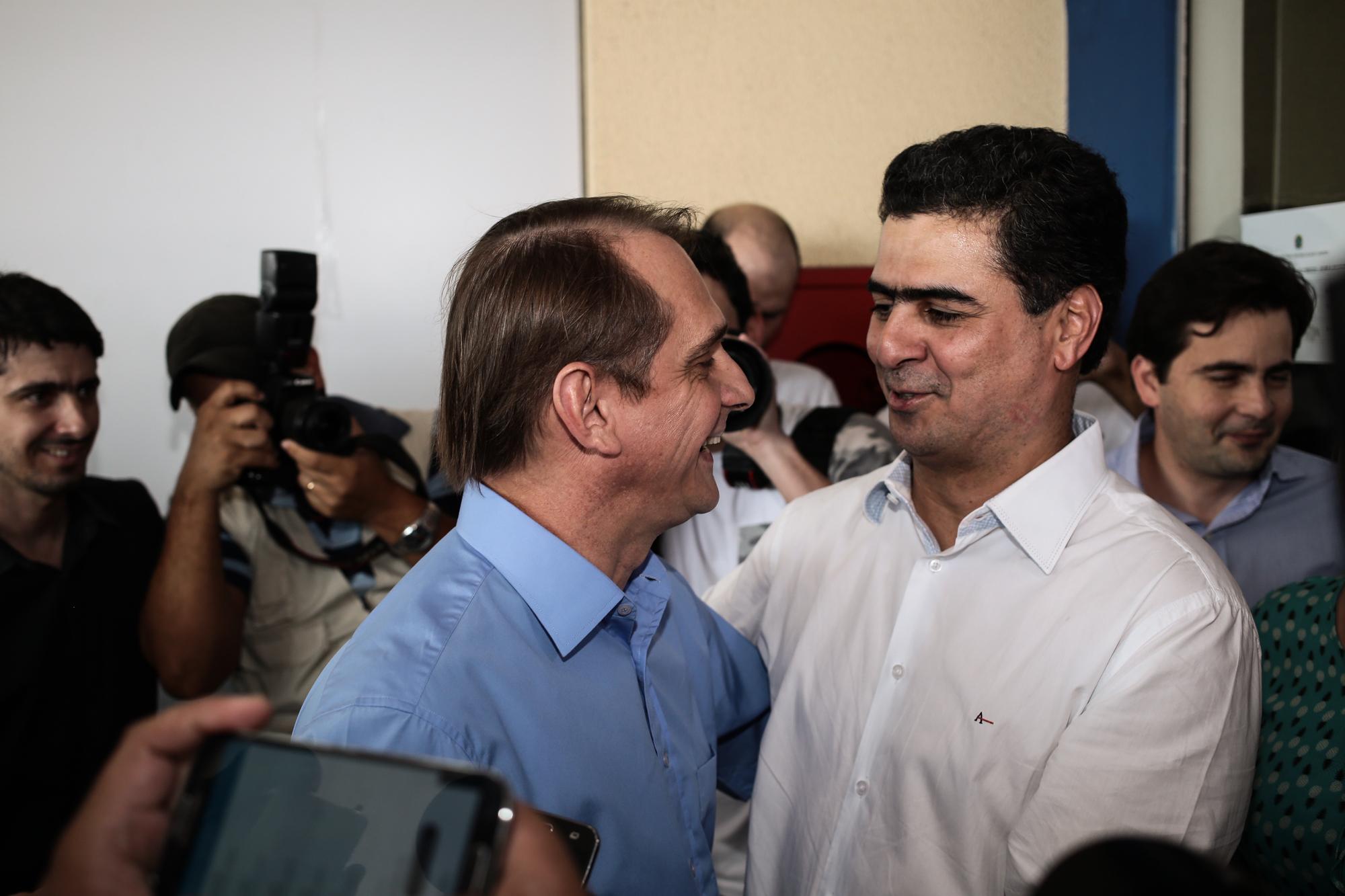 Pesquisa da ACCESS Mostra disputa acirrada em Cuiabá