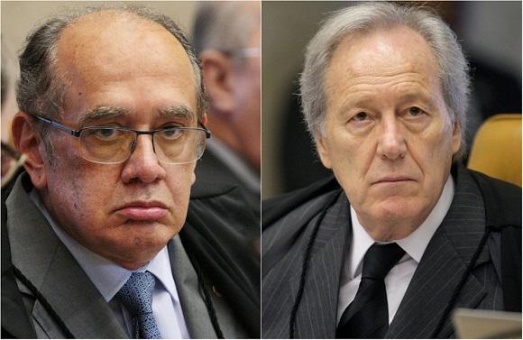 Gilmar e Lewandowski batem boca em julgamento no Supremo