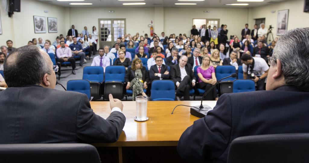 Equipe Econômica abre as contas do Estado para servidores do MPE