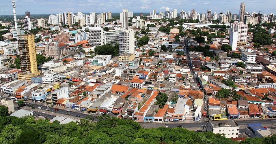 Calor transforma Cuiabá em cidade boêmia, que