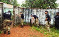 Enfrentamento à criminalidade ganha reforço do Grupo de Resposta Rápida