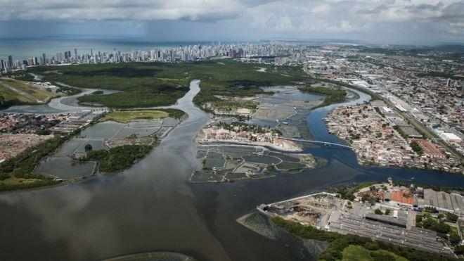 Como um antigo esconderijo de criminosos se tornou exemplo de transformação social no Recife