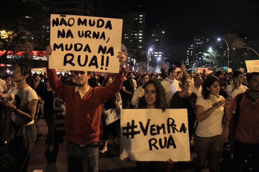Protestos deste domingo terão como foco defesa do Judiciário