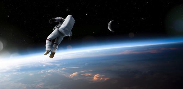 Astronautas crescem no espaço, mas voltam com uma baita dor nas costas