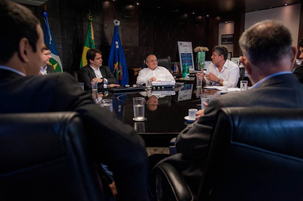 Governo e concessionárias discutem viabilidade da ferrovia que ligará Rondonópolis a Cuiabá