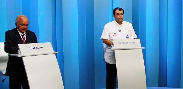Senador acusa governador do AM de acordo com FDN para garantir eleição