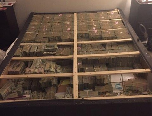 Telexfree: EUA negam fiança a brasileiro pego com US$ 20 milhões no colchão