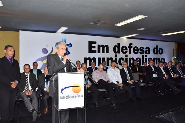 Nova diretoria da AMM vai lutar por mais recursos para os municípios