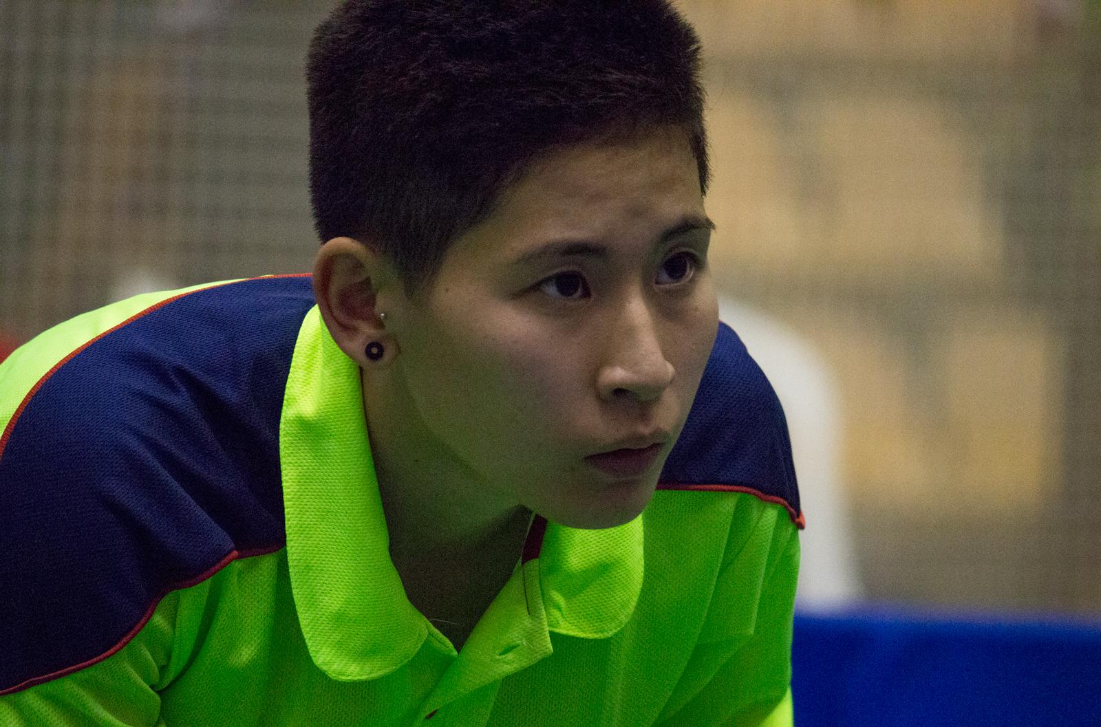 Caroline Kumahara vence Intercolonial de tênis de mesa