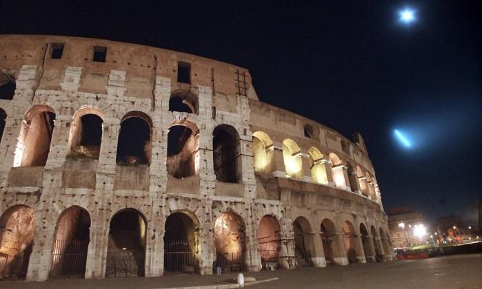 Fortes tremores atingem Roma e a região central da Itália
