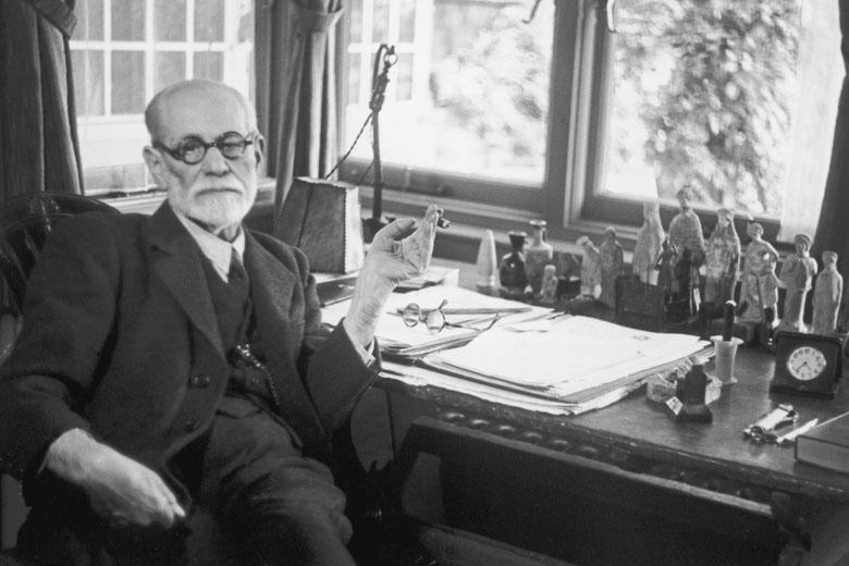 Documentos inéditos revelam faceta de hipnotizador de Sigmund Freud