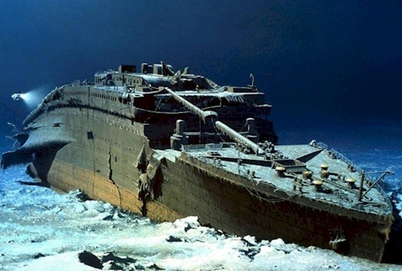 Grande incêndio pode ter sido a causa do naufrágio do Titanic
