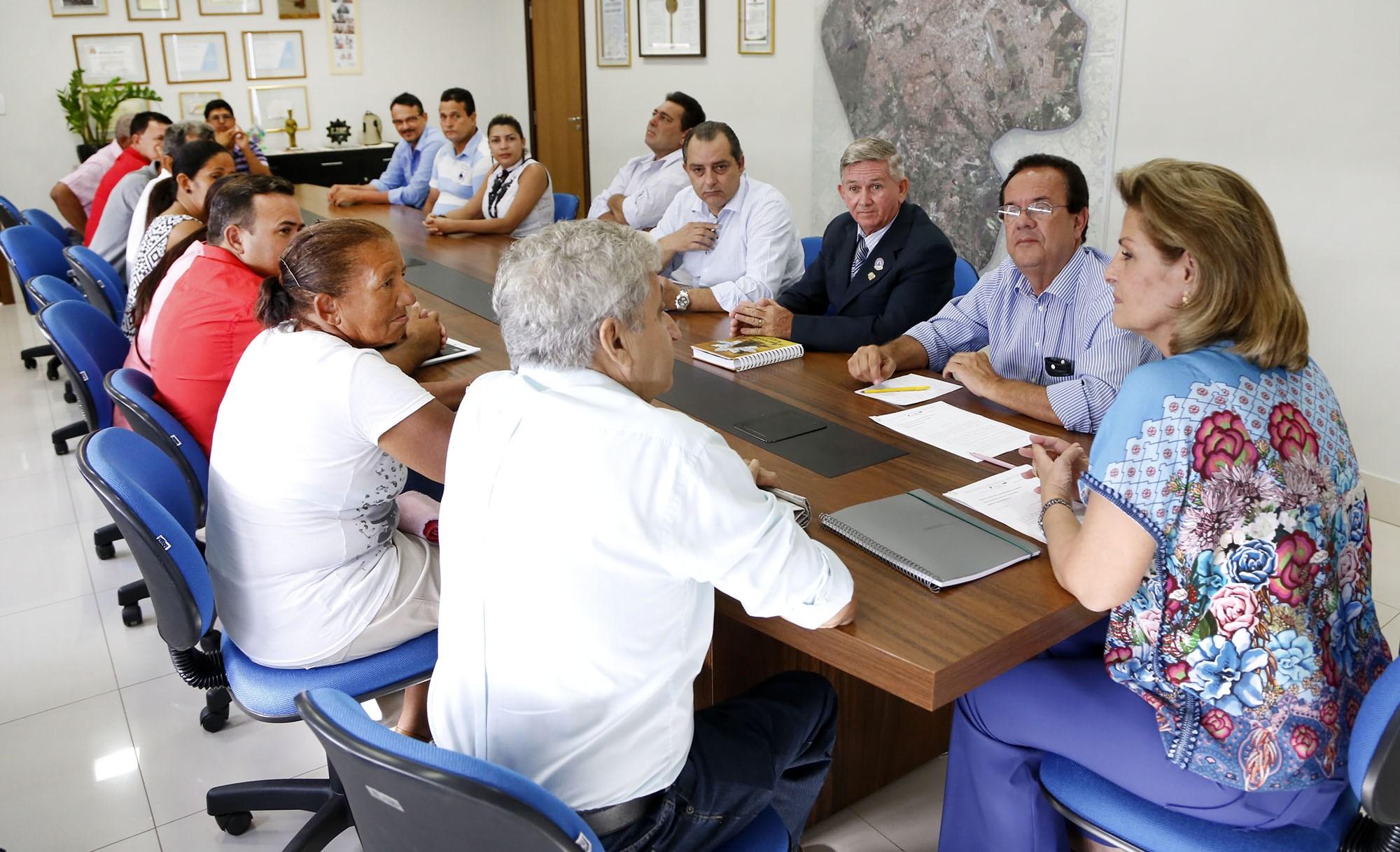 Prefeitura estabelece visitas técnicas quinzenais aos bairros de Várzea Grande