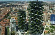 Edifício-floresta chama atenção dos italianos