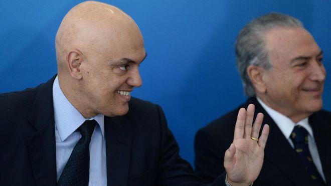 Aliado de Alckmin, advogado de Cunha e jurista experiente: quem é Alexandre de Moraes, indicado para o STF