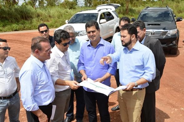 Cuiabá : Termo de Cooperação deve garantir manutenção e conservação no Rodoanel