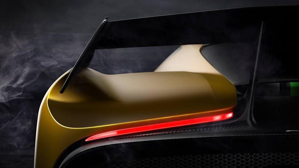 Emerson Fittipaldi anuncia seu 'supercarro' EF7 feito em parceria com a Pininfarina