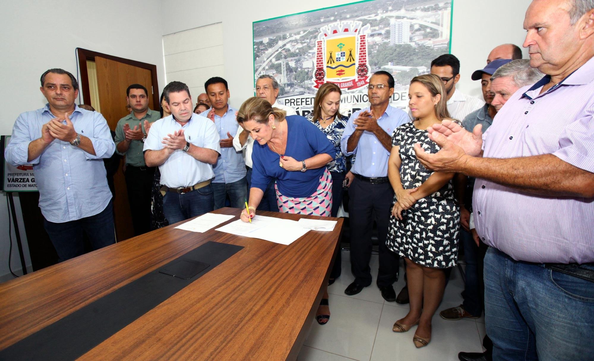 Várzea Grande : Prefeitura dá início a construção de 13 creches e abre 4 mil novas vagas
