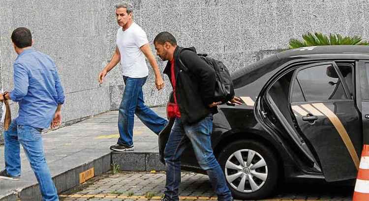 Ex Senador está preso no mesmo local onde cumpre pena o sequestrador de sua filha