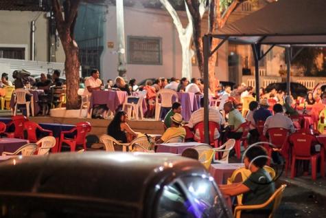 Ordem Pública : Prefeitura e Ministério Público definem medidas para Praça da Mandioca