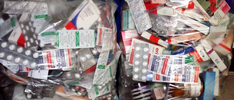 Farmácias e drogarias podem ser obrigadas a coletar medicamentos vencidos ou deteriorados