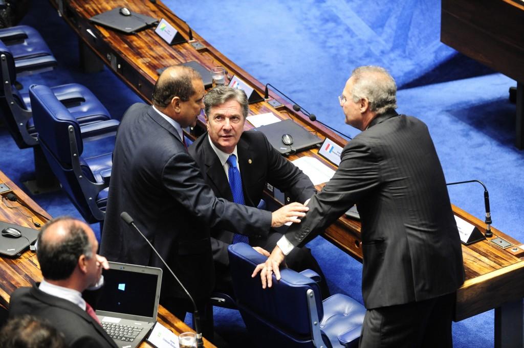 Réus, investigados, delatados e até condenado escolhem o novo ministro do STF