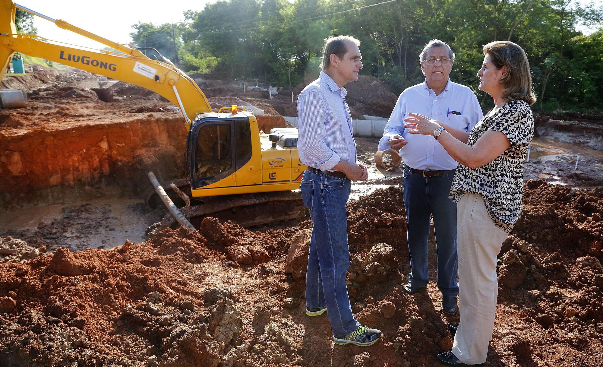 Várzea Grande: Obras do Estado e do município avançam e garantem qualidade de vida