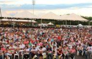 Evento católico em Cuiabá vai reunir 120 mil fieis durante quatro dias