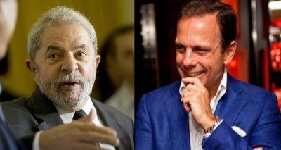 Nova pesquisa mostra Doria e Alckmin à frente de Lula em SP
