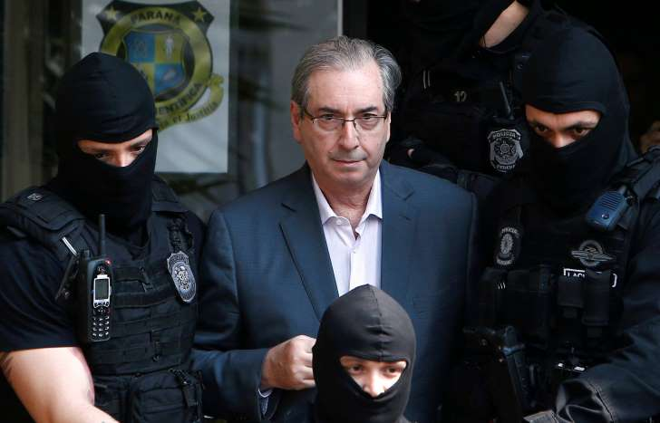 Moro condena Eduardo Cunha a 15 anos e 4 meses de prisão